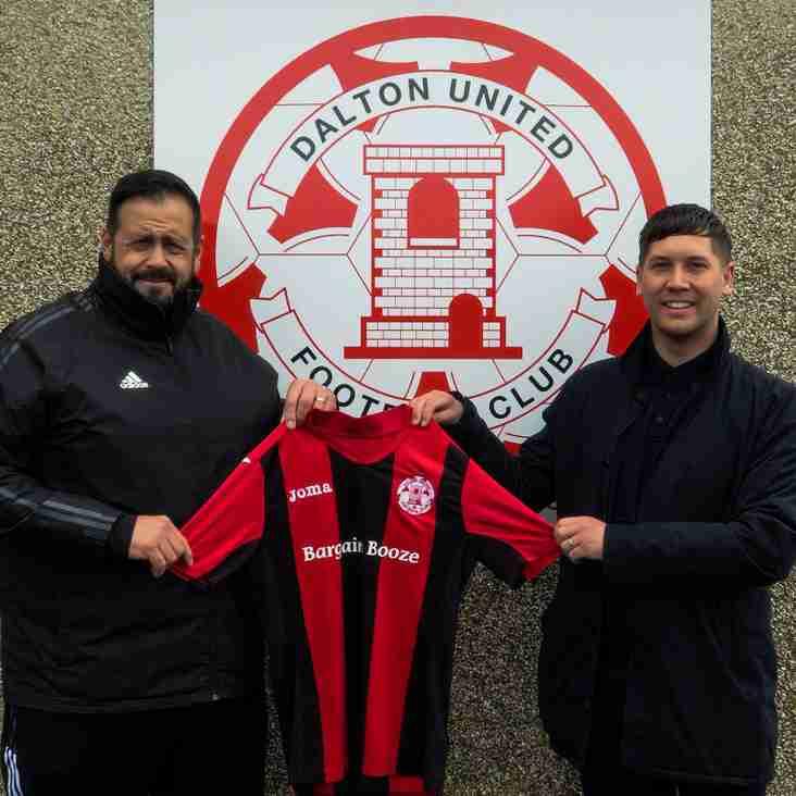 Shirley heads south to take Dalton United reins