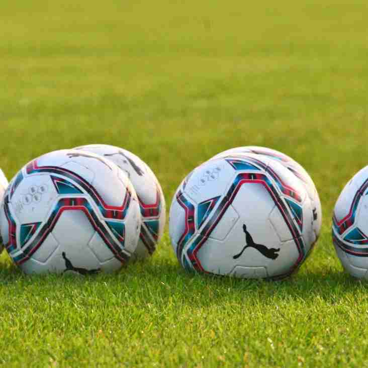Ball on the spot for Euxton - Reserves round-up