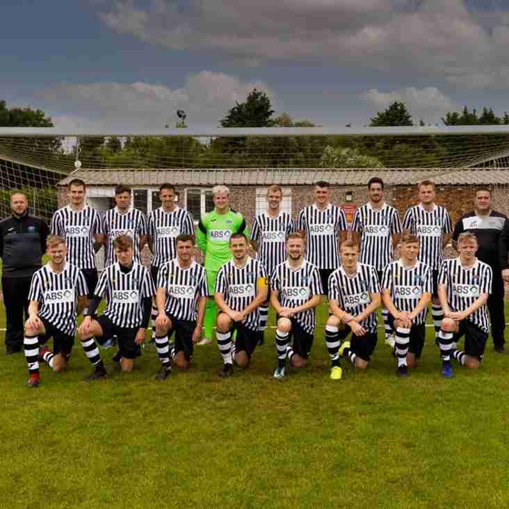 All for one at Croston as clubs merge