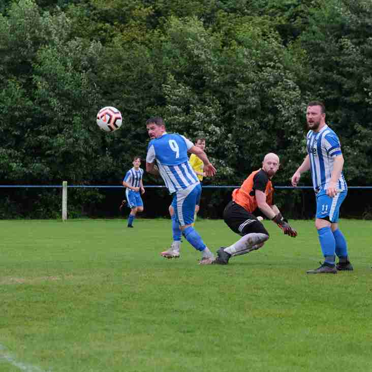 Brickell rolls back the years as Coppull set pace - midweek round-up