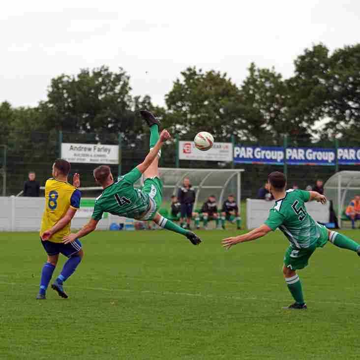Walney's weird away record, Bibby's treble keeps Euxton in hunt and awesome Yawson scores four