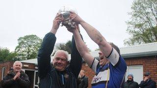Yorkshire Silver Trophy Winners Yarnbury 27/4/19  Presentation Album