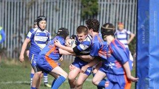 Batley Boys U14s V North Leeds Leopards 16.3.14