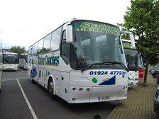 Batley Boys V Salford City Roosters - Coach Travel