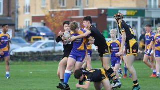 Batley Boys V Skirlaugh U14s 21.10.18