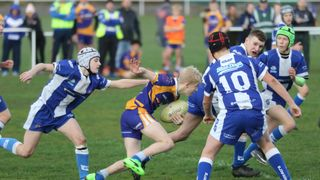 Batley Boys V Birkenshaw U14s BARLA Cup 04.11.18