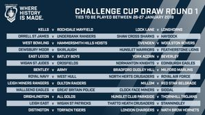 2019 Challenge Cup