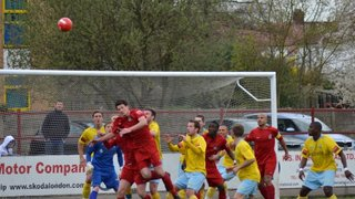 Boro v Canvey Island 31st March 3012