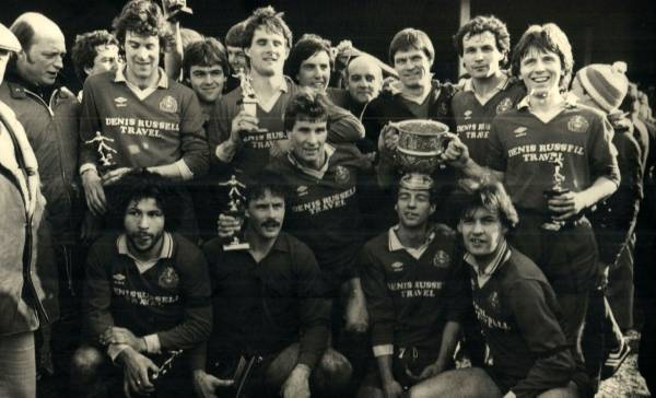 Middlesex Senior Cup Winners 1983