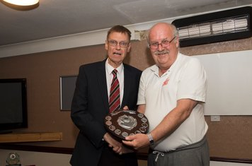 To:you + 1 more Details Slideshow Stuart Hobbs's fantastic hard work for the club was recognised with the award of the SHARRA Trophy, presented to him here by Andy Turner