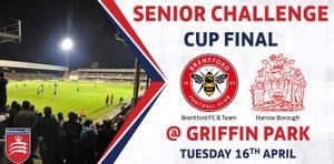 Middlesex Senior Cup Final Match Video