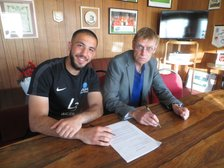 Boro Players sign New Contracts