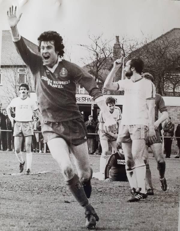 Dave Pearce v Enfield