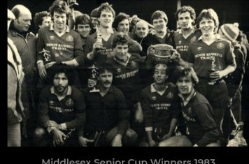 Middlesex Senior Cup Winners