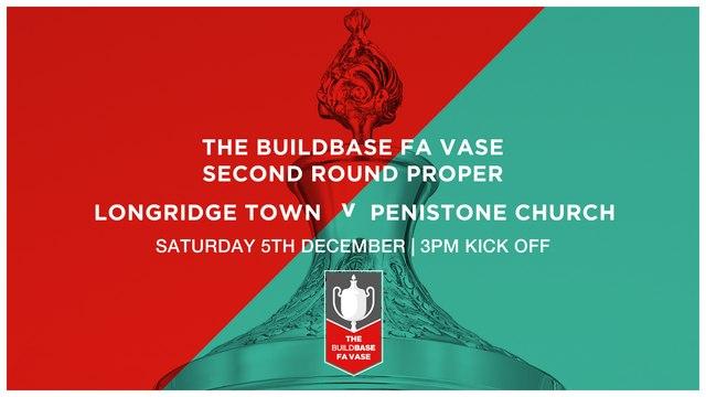 Fixture Information: Longridge Town vs Penistone Church
