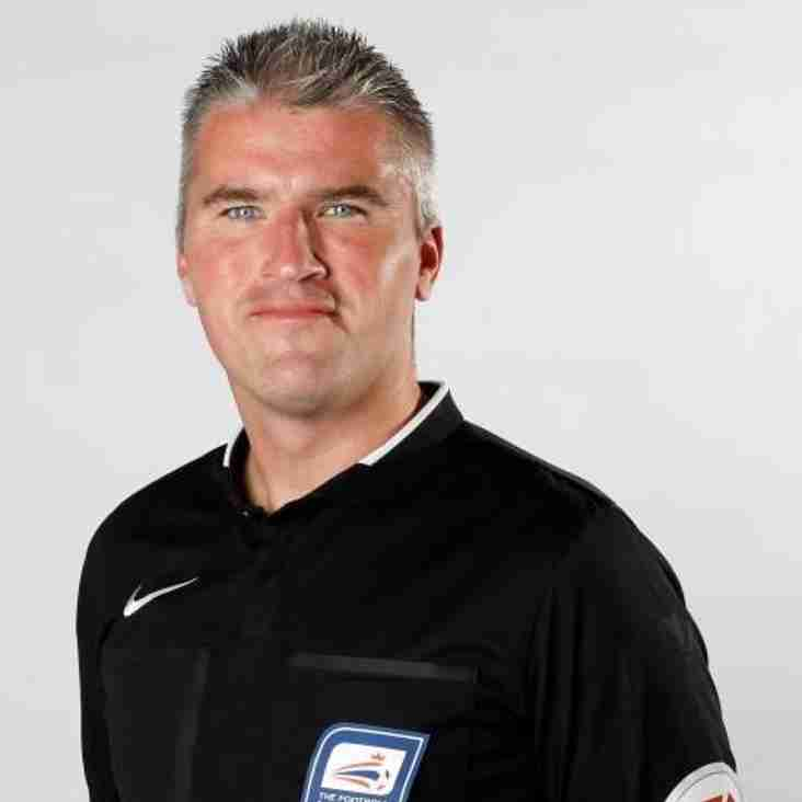 New Referee Appointments Officer