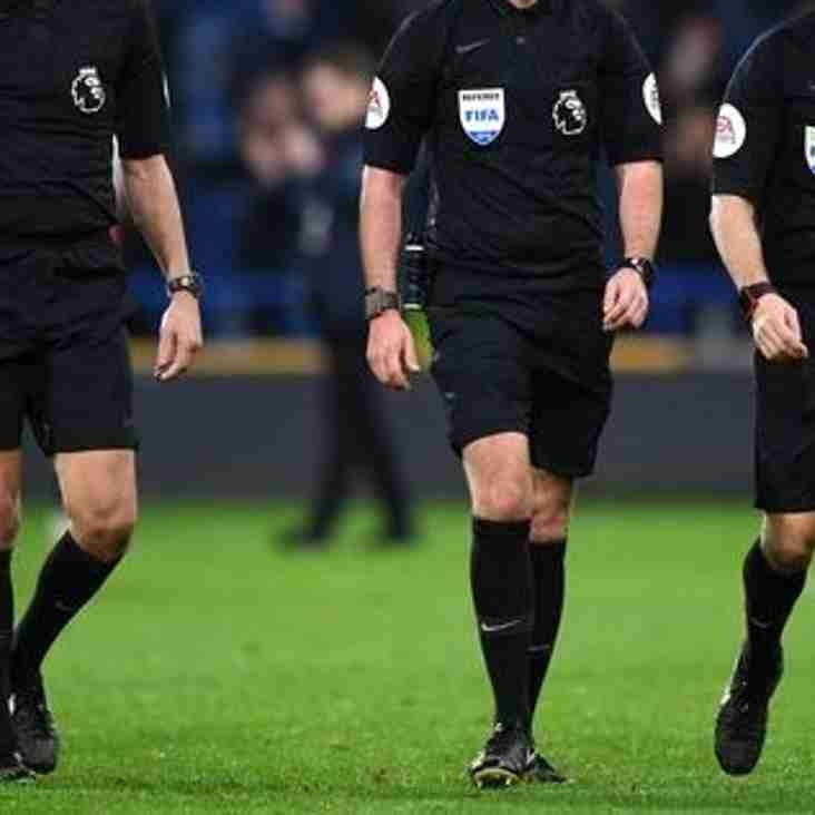 Referee Applications