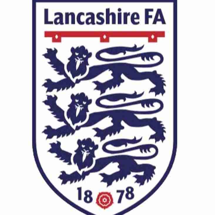 Statement by Lancashire FA