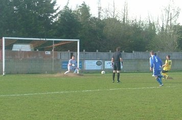 Penfold converts from the spot
