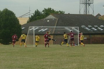 Cumber ready to pounce for second goal