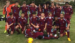 AFC Croydon Athletic u16