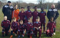 AFC Croydon A u13 Hawks