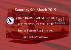 Preview - Crowborough Bound