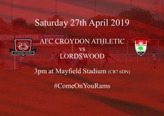 Preview - Lordswood Draw Season to a Close