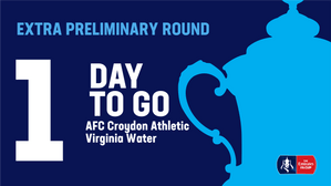 FA Cup Preview visit of Virginia Water