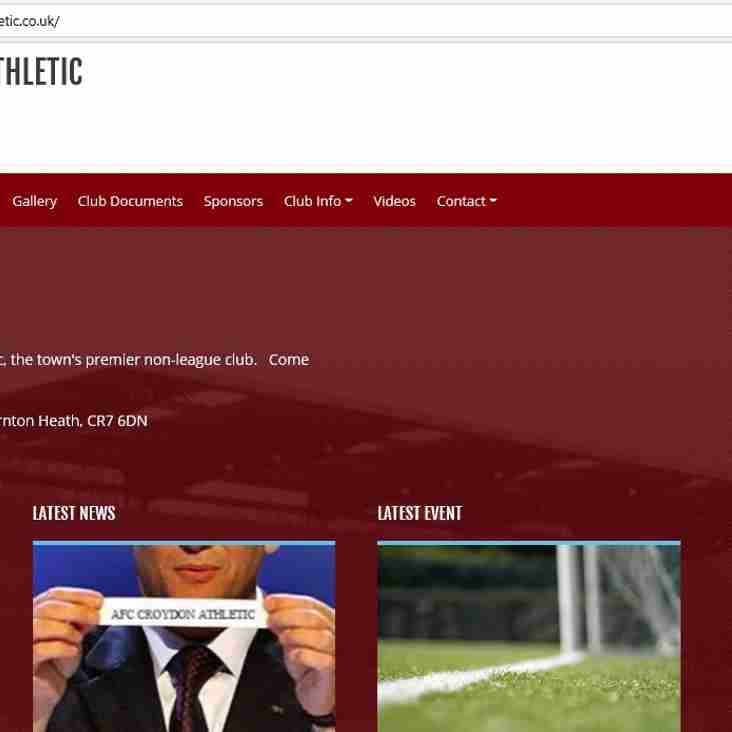 A new website has been launched