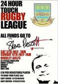 Sat 5th July - 24hr rugby marathon and fun day