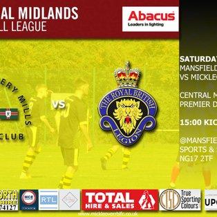 Mansfield Hosiery Mills 0 - 6 Mickleover RBL