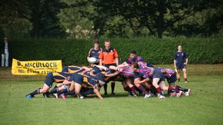 Gordonians vs Hillfoots 13th Sept 2014