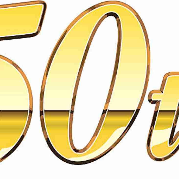 Celebration of Football - 50 years