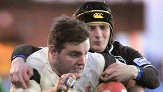 Malone U19 win their Nutty Krust Quarter Final against Ballymena