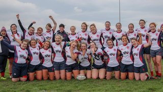 Malone Women in AIL Final Playoff against Suttonians