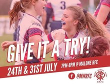 Malone Ladies - Give it a Try Evening