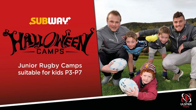 Subway Halloween Rugby Camps