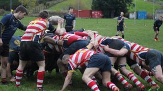 Gordonians 2nd XV Secure 13 Try Win Over Moray 2s