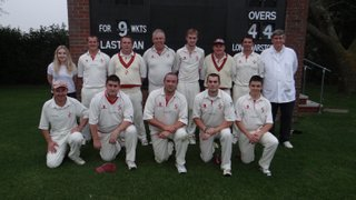 Cherwell League Division 6 Winners 2014