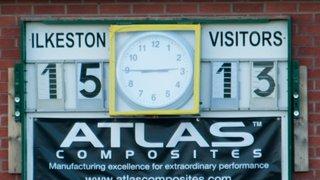 Ilkeston 1st V Bedford