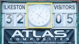 Ilkeston 1st XV V Mansfield