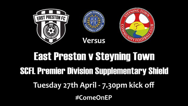 EP home to Steyning Town this Tuesday