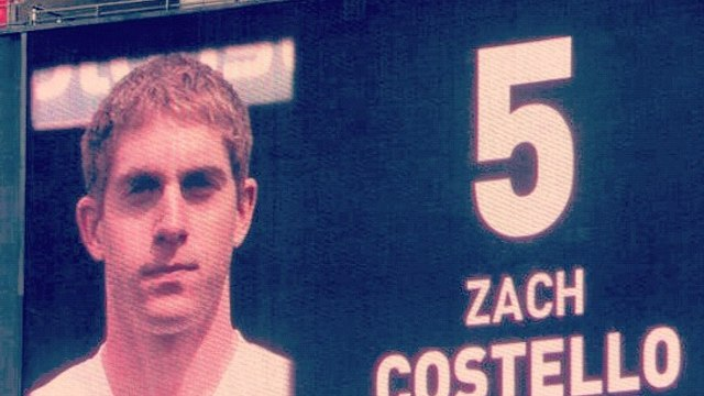 Getting to Know....  Zac Costello