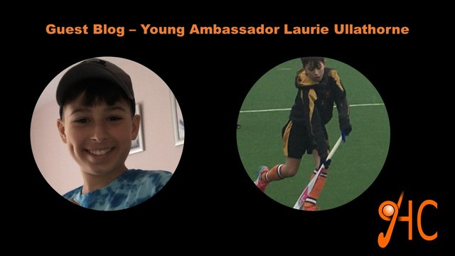Meet Laurie - A Hockey Wales Young Ambassador!
