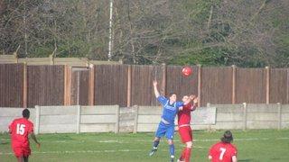 Aveley vs Harrow Borough 24/03/2012