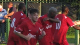 HBFC vs North Greenford : Pre-season Friendly - 23rd July 2012
