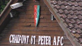 Chalfont St Peter vs HBFC 11-08-2012