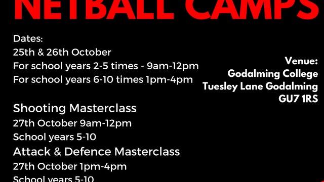 Vipers October Half Term Camps 2021