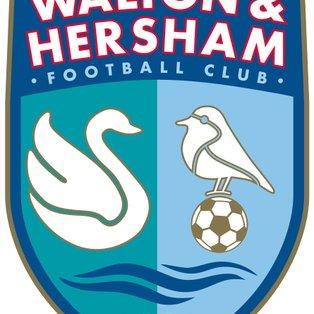 Walton & Hersham 6-0 Ash United